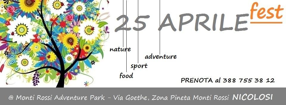 25 APRILE fest