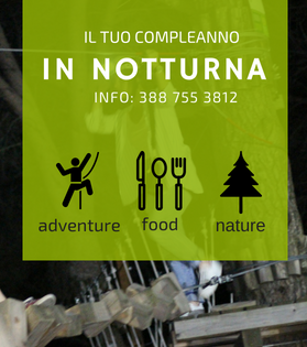 Compleanno in NOTTURNA